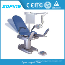 Multifunction Hospital Gynecology Delivery Table